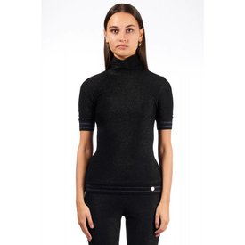 Jacky Luxury Top Lurex turtle neck