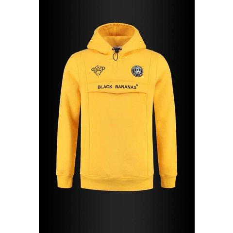 F.C. Anorak Hoody Yellow B2B