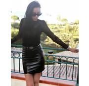 Goldie Estelle Chiara rok zwart