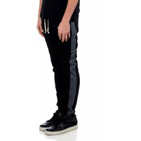 Radical Trackpants zwart/grijs