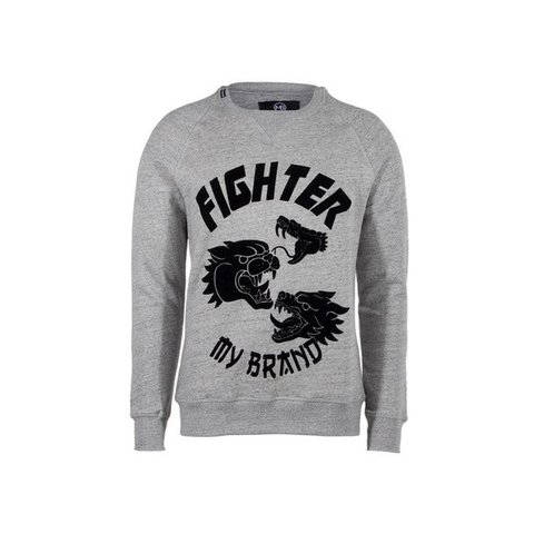 Fighter Sweater