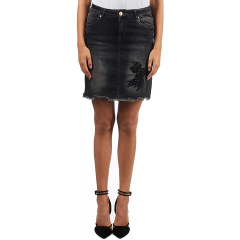 Birdy Skirt Black