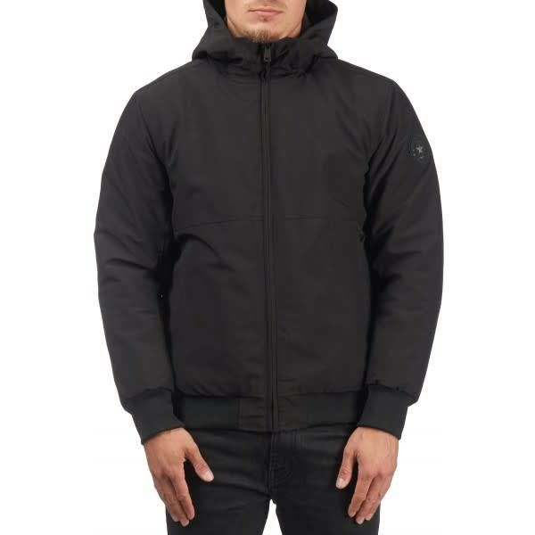Airforce PADDED BOMBER BLACK