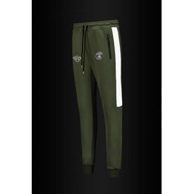Black Bananas F.C.2.0 Trackpants Olive Green