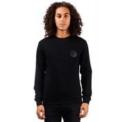 Radical Luigi Badge sweater Black