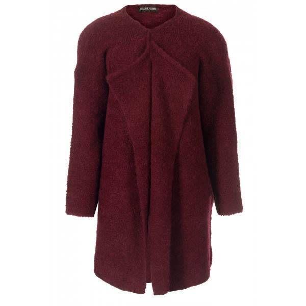 Reinders Os Vest Short Bordeaux (One Size)