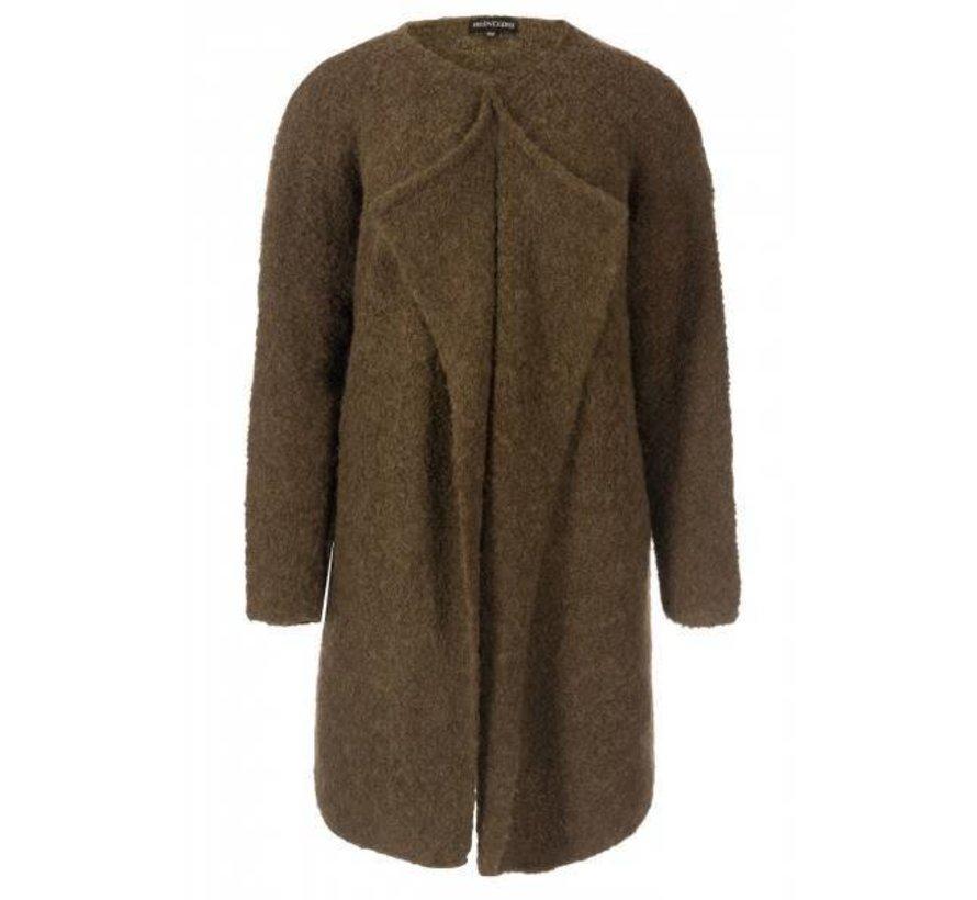 Os Vest Short Olive