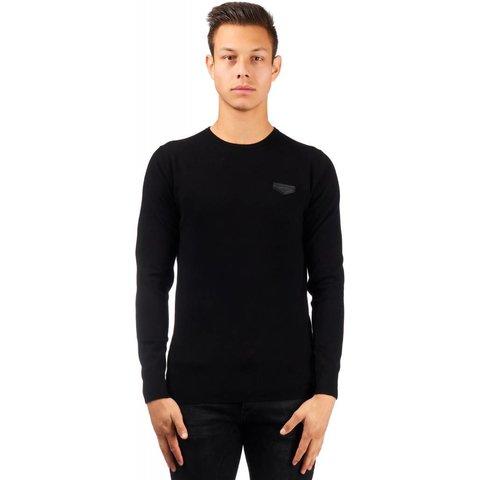 Sweater Black Logo