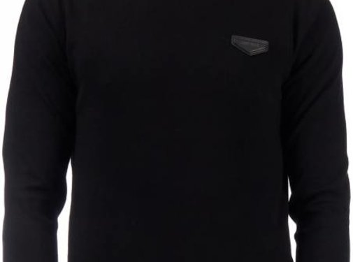 Antony Morato Sweater Black Logo
