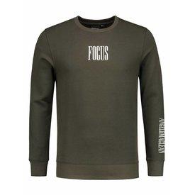 Angel&Maclean Focus Sweater Army