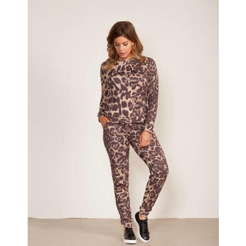 Sweatpants Leopard