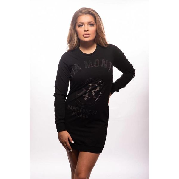 Rich! Dress Black