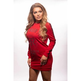 Rich! Dress Red