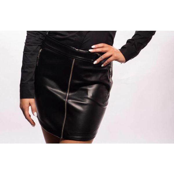 Rich! Skirt Black