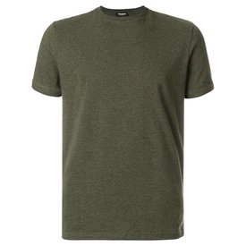 Dsquared2 Underwear Shirt Green Round Neck