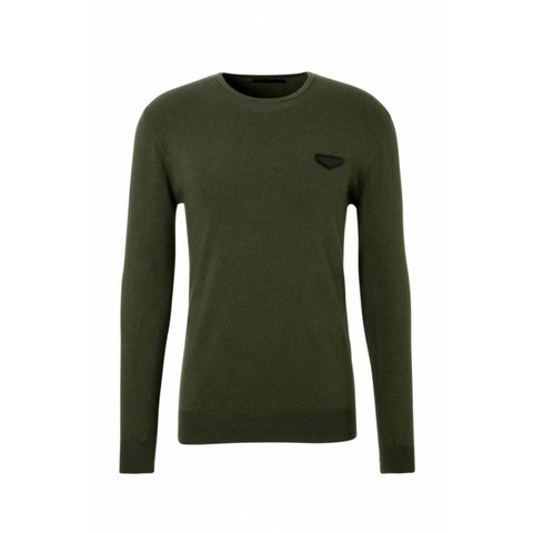 Sweater  Army-Green