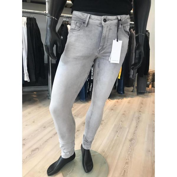 Pure White The Jone Jeans Grey