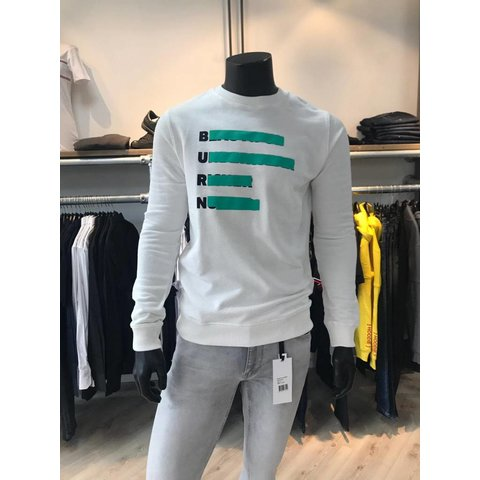 Sweater White 19010309