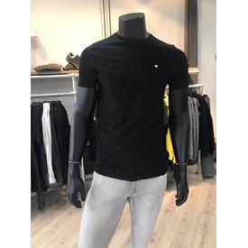 Pure White Shirt Black 19010129