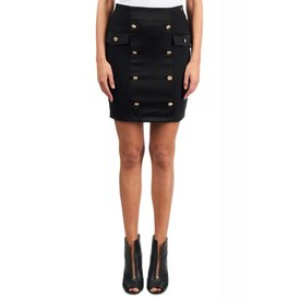 Royal Temptation Skirt Black