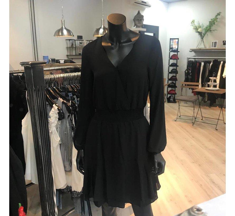 Dress With Ruffle Skirt