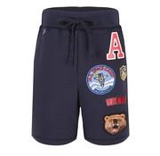 Jacky Luxury Shorts Badges Navy ( Kids )