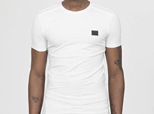 Antony Morato Shirt Basic Logo White ( Plaque )