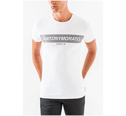 Antony Morato Logo shirt white