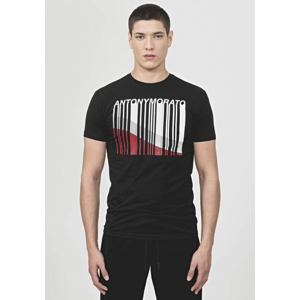 Antony Morato Shirt Logo Black