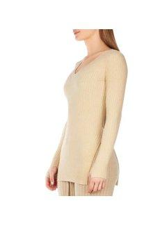 Reinders Twin Set Sweater Lurex (glitter)