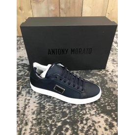 Antony Morato Sneakers Blue Metal Logo