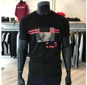 Antony Morato Rock & Go Shirt Black