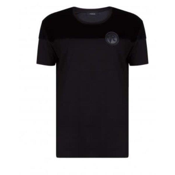 Radical Lucio Badge Shirt Blue