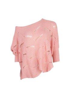 Delousion Sweater Bony Pink