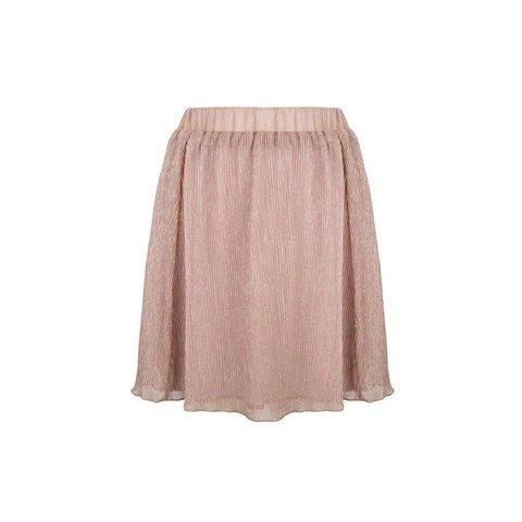 Skirt Noël Rosé Wrinkle