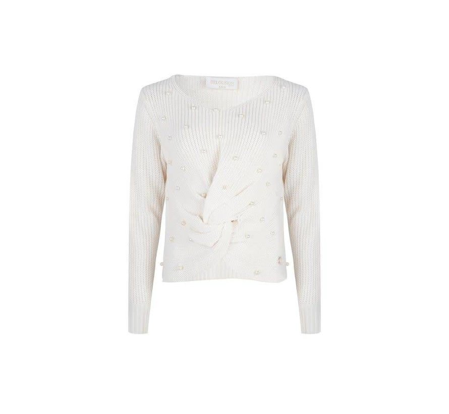 Sweater Pearla White