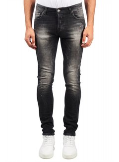 Xplct London Denim Jeans Black