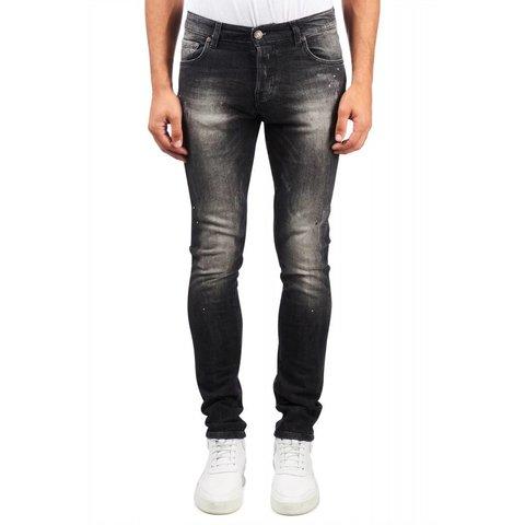 London Denim Jeans Black