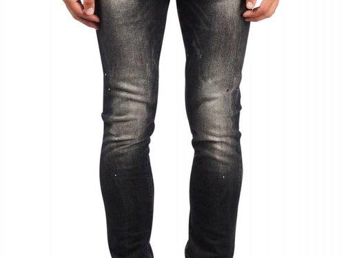 Xplct London Denim Jeans Black