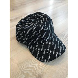 Reinders Cap All Over Black
