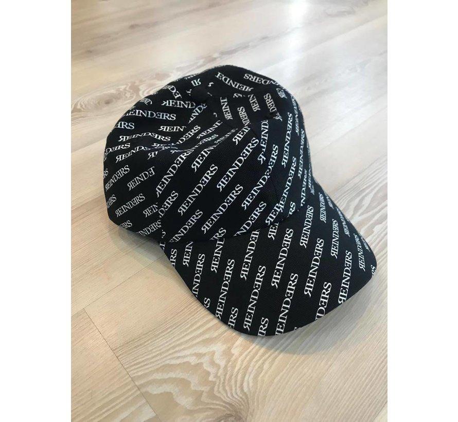 Cap All Over Black