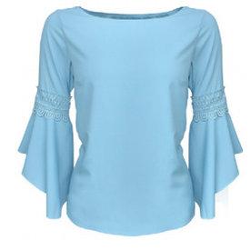 Glamorous Lorene Blouse Blue