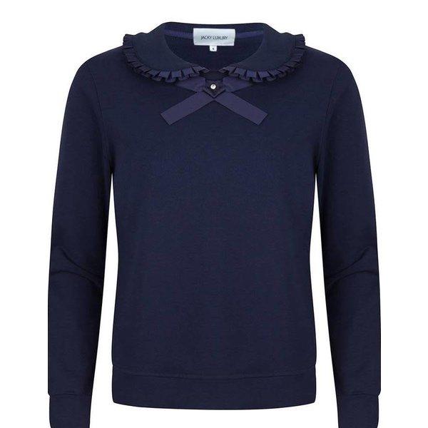 Jacky Luxury Sweater blue