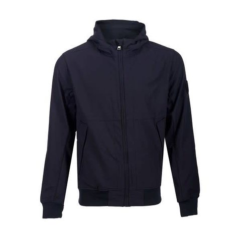 SOFTSHELL JACKET SPORTY BLUE