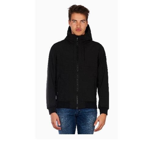 Airforce Soft jacket chest pocket