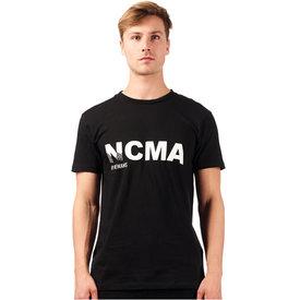 N.C.M.A. LOGO TEE BLACK