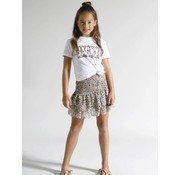 Jacky Luxury Kids short leopard girls