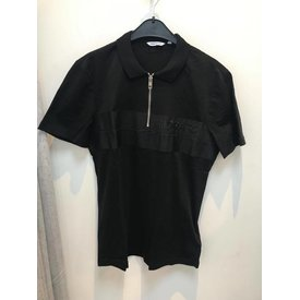 Antony Morato Polo Black Zipper