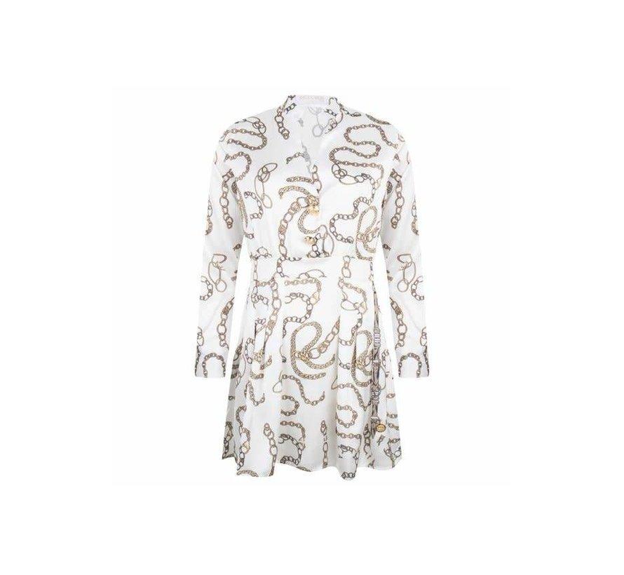 Dress Skyler Offwhite