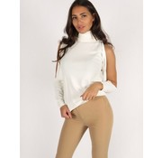 Goldie Estelle Alpina Sweater Ecru